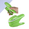 Staple Free Stapler Green