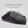 Mini Professional Gaming Keyboard