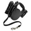 Multifunction Pet Leash Black
