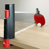 Table Tennis Net red
