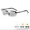 Photochromic Sunglasses Black