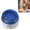 Hair Color Wax Blue