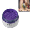 Hair Color Wax Purple