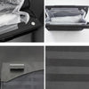 Magnetic Car Trash Bag Back Seat Garbage Trash Can Box