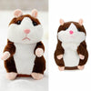 Talking Hamster dark brown