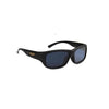 Polarized Sunglasses with Adjustable Brightness Black