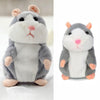 Talking Hamster Gray