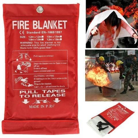 FireAway™ Fire Emergency-Blanket