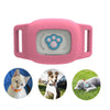 Smart GPS Cat Collar Pink