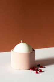 Orb Candle: Cranberry Fig
