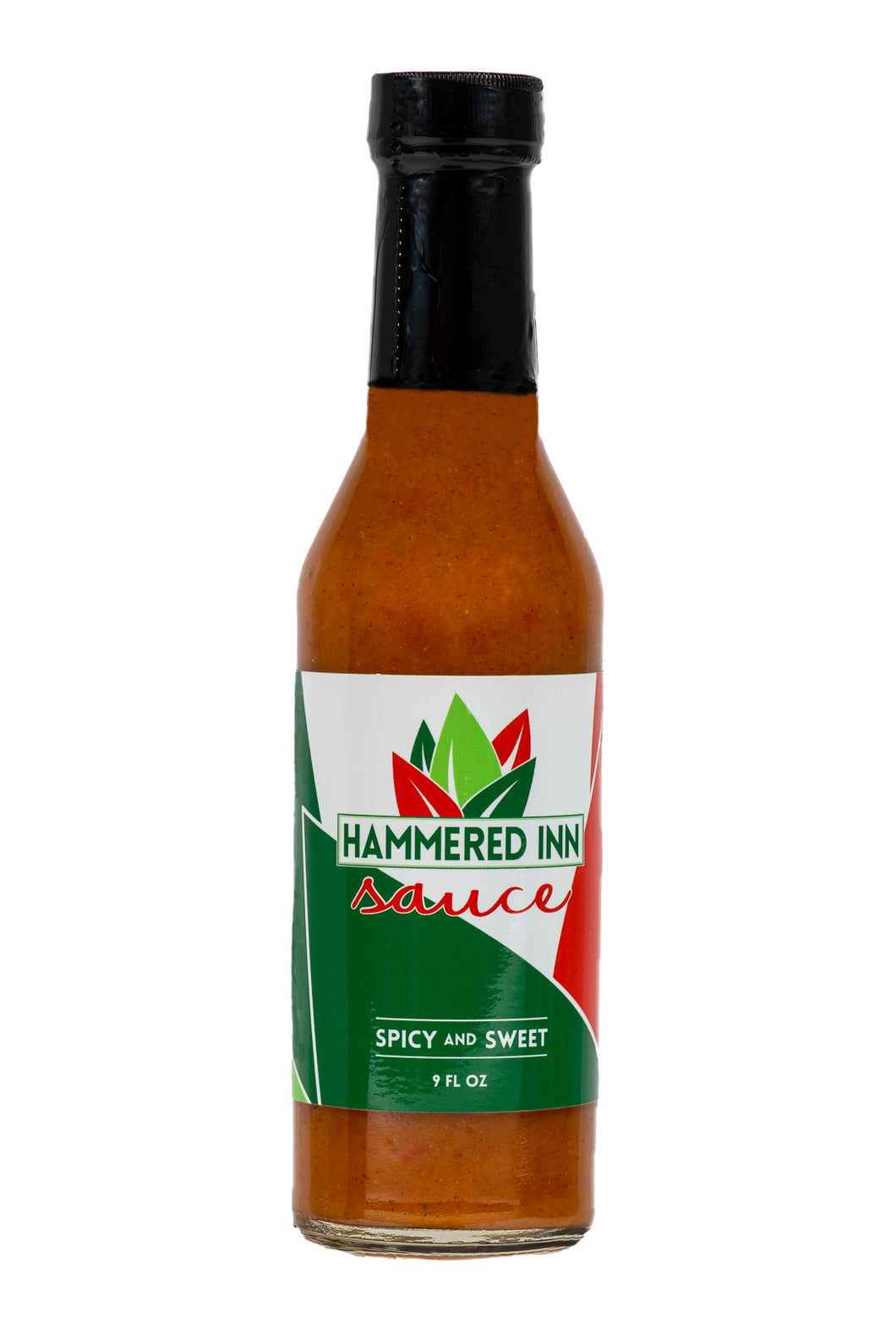 9 oz Bottle- Hammered Inn Sauce: Spicy and Sweet