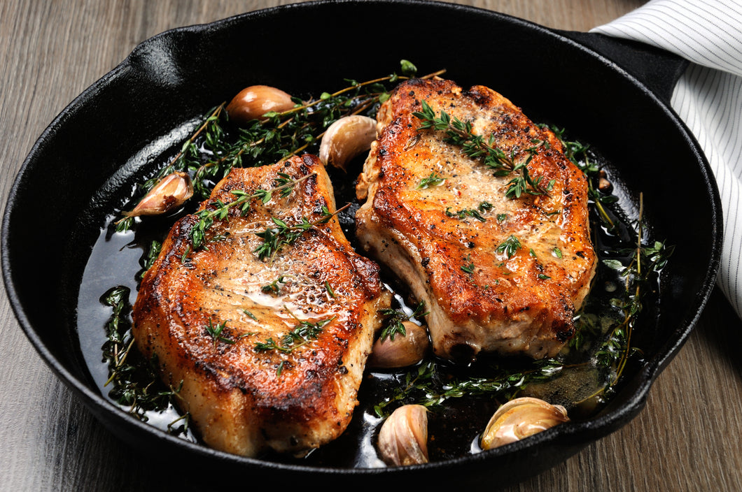 Heritage Pork Chops- avg. 1 lb package