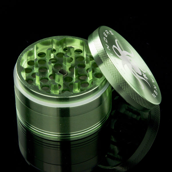 Medium Solid Color 4-Part Grinder