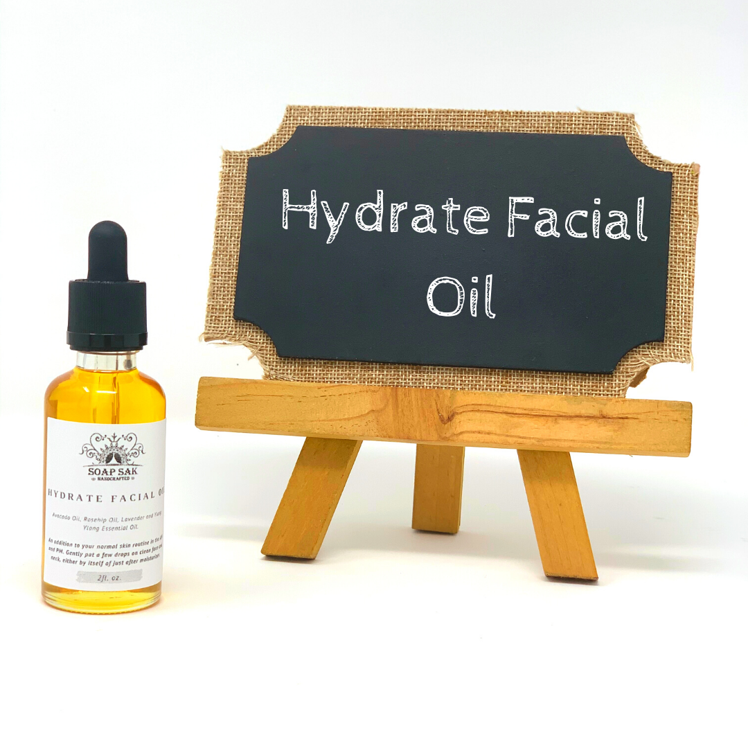 Hydrate Facial Oil