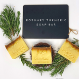Rosemary Turmeric Soap Bar