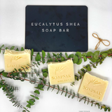 Eucalyptus Shea Soap Bar