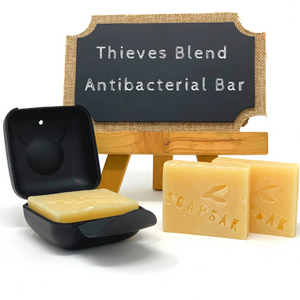 Thieves Antibacterial Mini (Portable Bar)