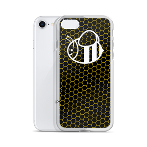 Black Comb iPhone Case