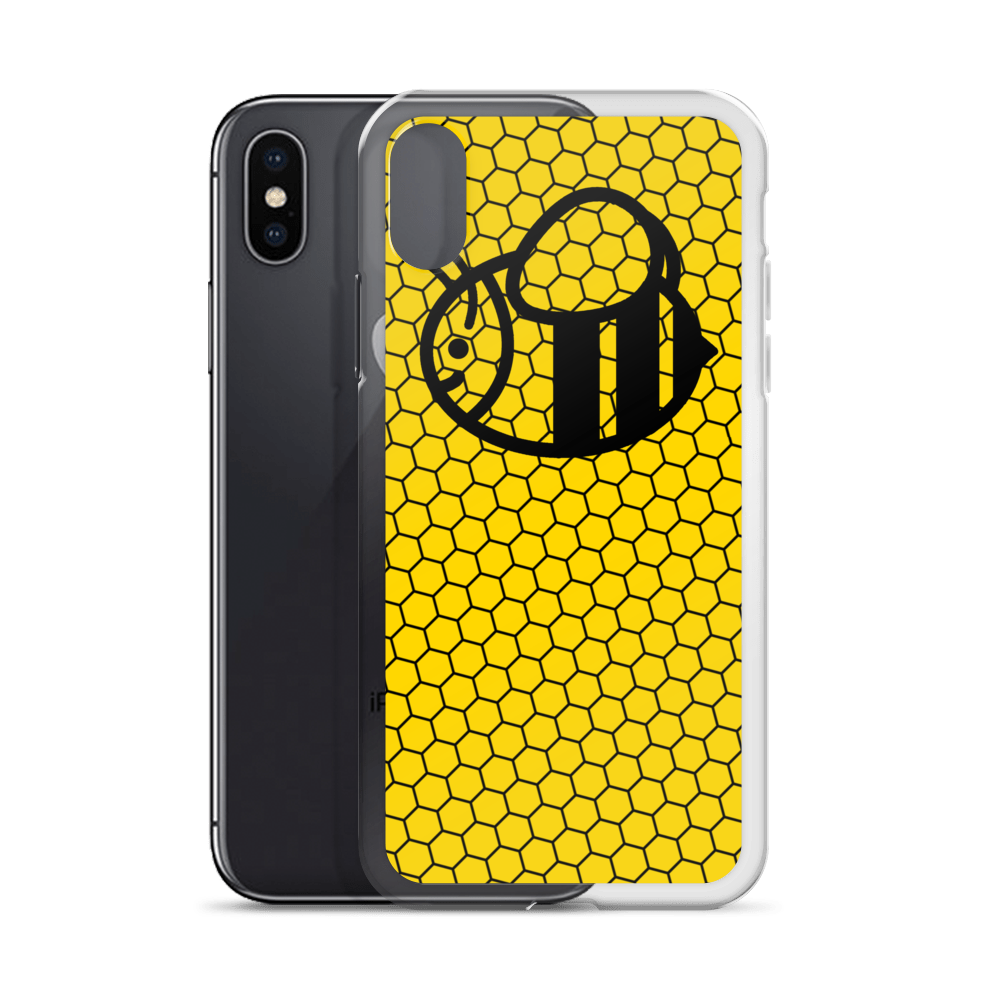 Yellow Comb iPhone Case
