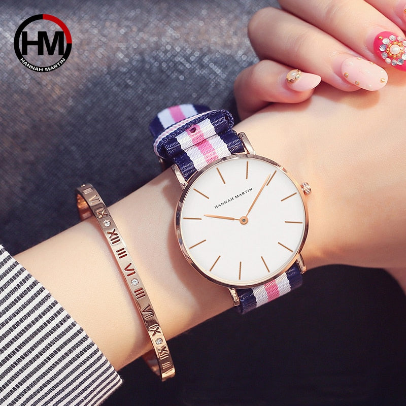 Hannah Martin Stylish Young Ladies' Watch