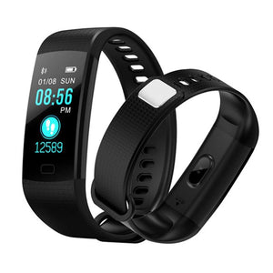 Activity tracker m/usb Konkurspriser ny Sort