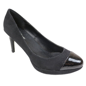 Latinn - Florene Dame Pumps - Sort