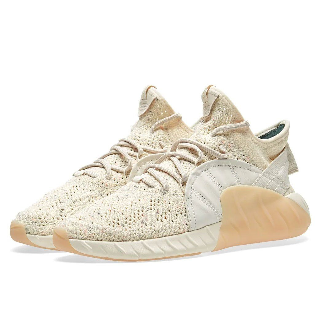 Image of   Adidas Tubular Rise – Cream