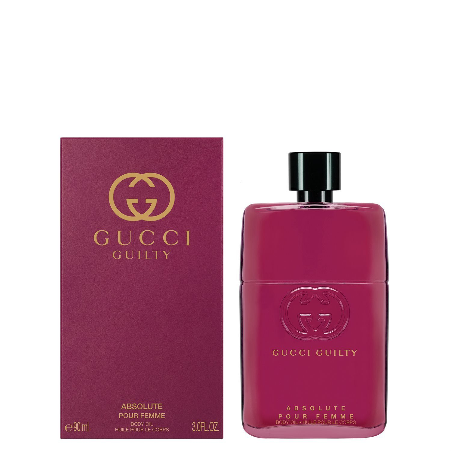 Image of   Gucci guilty absolute pour femme- eau de parfum -30 ml