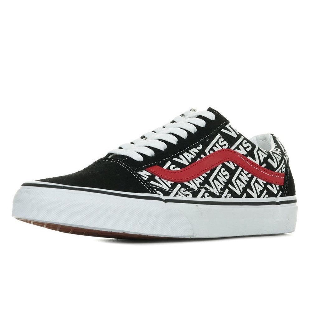 Vans Old Skool Repeat logo