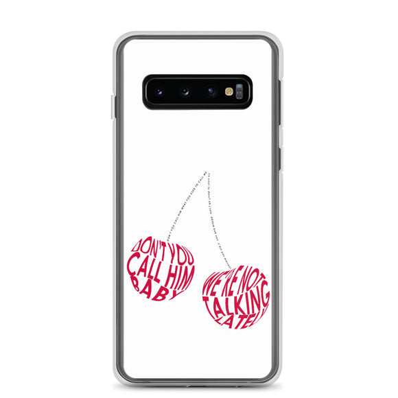 Cherry Samsung Case