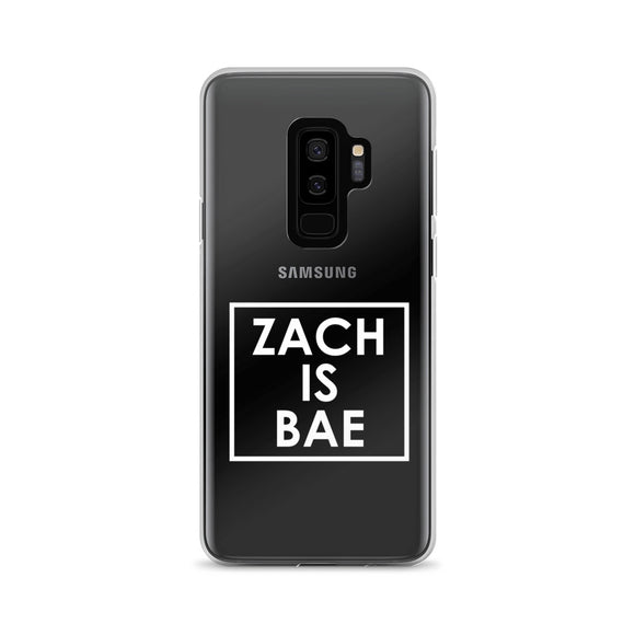 Zach Is Bae Samsung Case