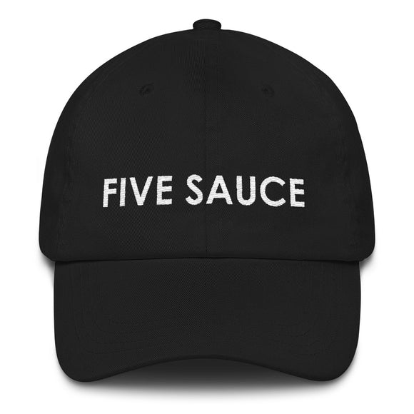 Five Sauce Dad hat