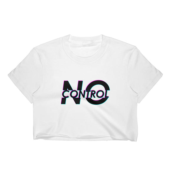 No Control Women's Crop Top