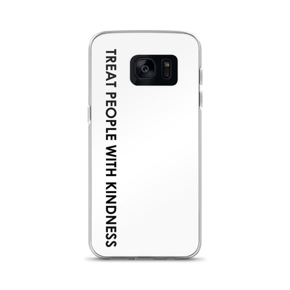 Treat People With Kindness Samsung Case