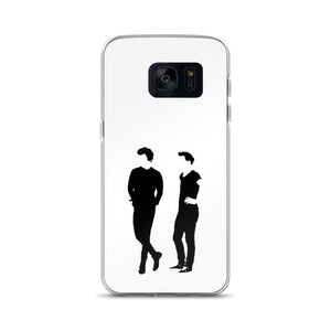 Larry Figures Samsung Case