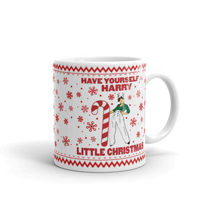 Have Yourself A Harry Little Christmas Mug
