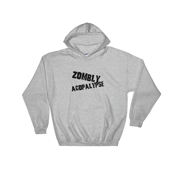 Zombly Acopalypse Hooded Sweatshirt