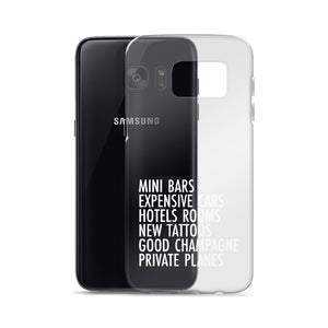 History Samsung Case