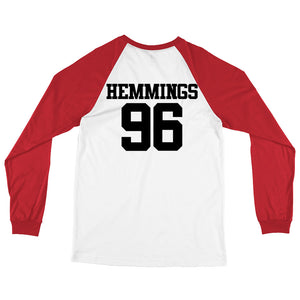 Hemmings 96 Long Sleeve Baseball T-Shirt