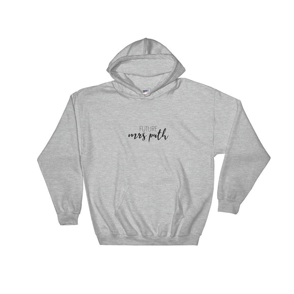 Future Mrs Puth Hooded Sweatshirt