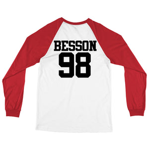 Besson 98 Long Sleeve Baseball T-Shirt