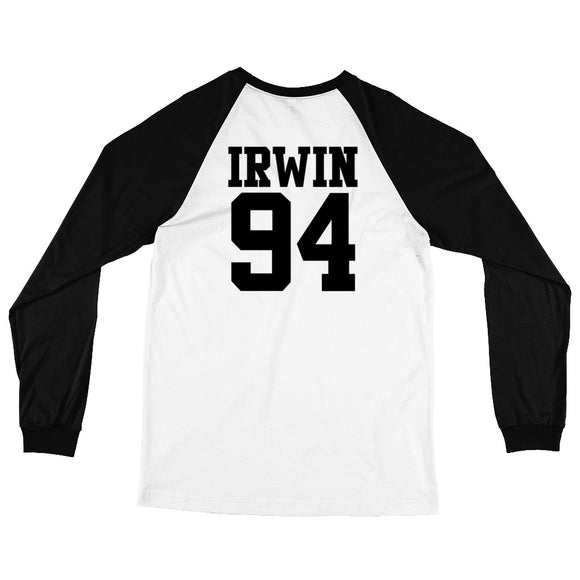 Irwin 94 Long Sleeve Baseball T-Shirt