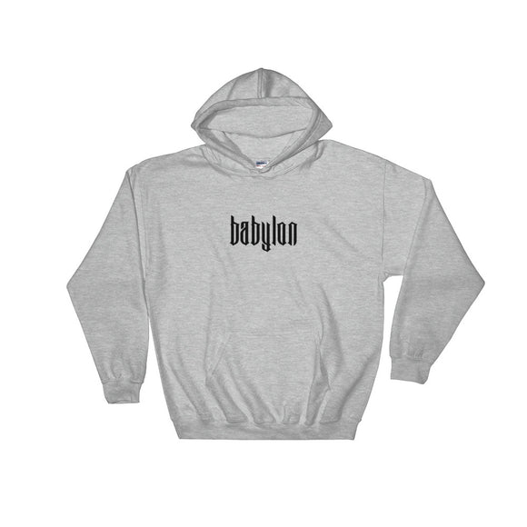 Babylon Hooded Sweatshirt