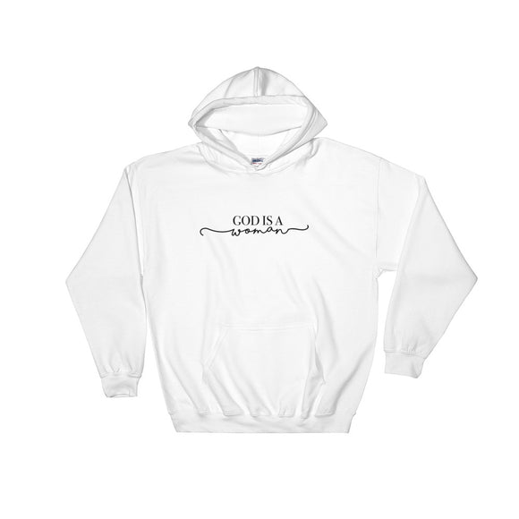 God Is A Woman Hooded Sweatshirt
