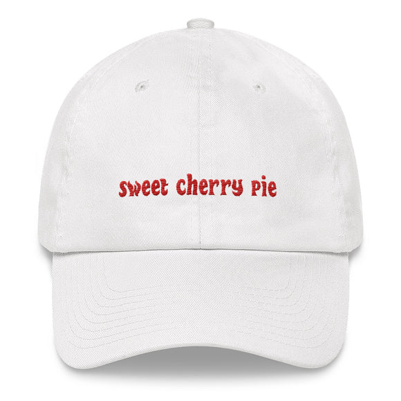 Sweet Cherry Pie Dad hat