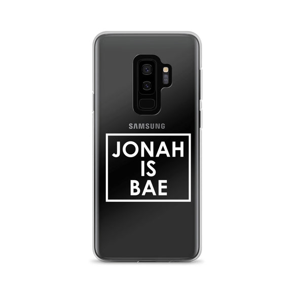 Jonah Is Bae Samsung Case