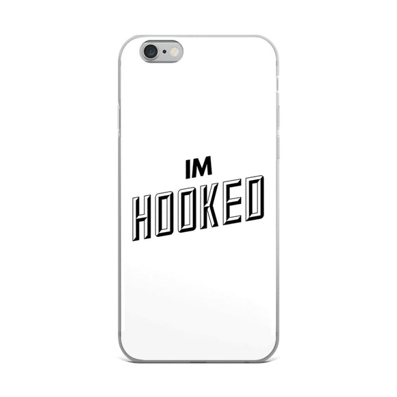 I'm Hooked iPhone Case