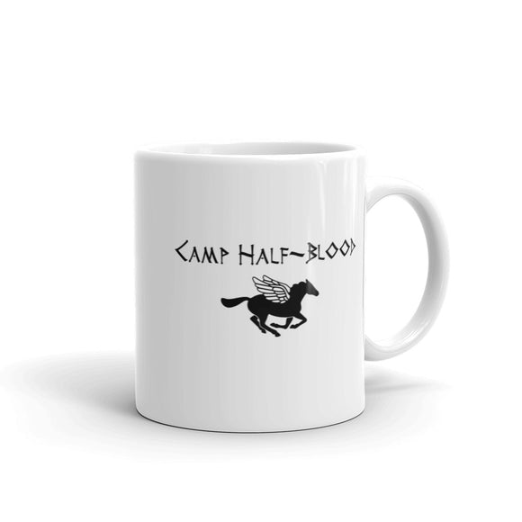 Camp Half Blood Mug