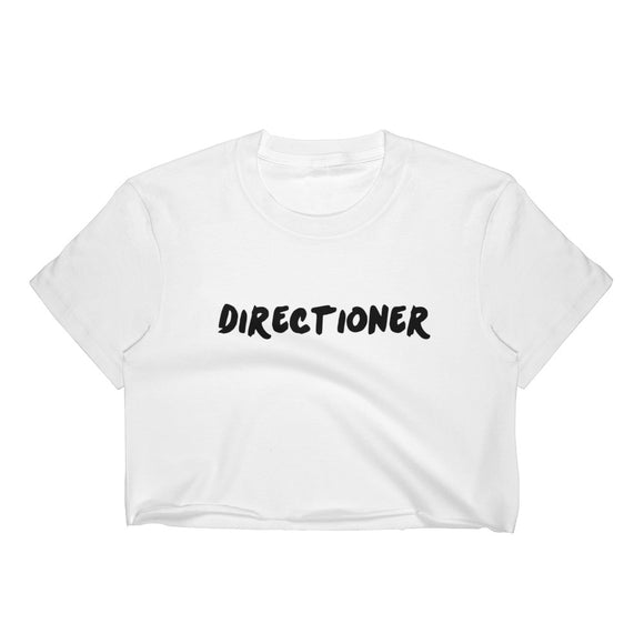 Directioner Women's Crop Top