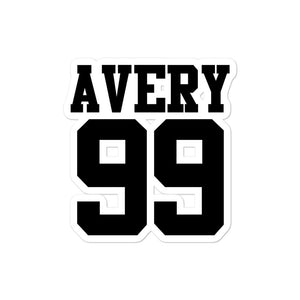 Avery 99 Bubble-free stickers